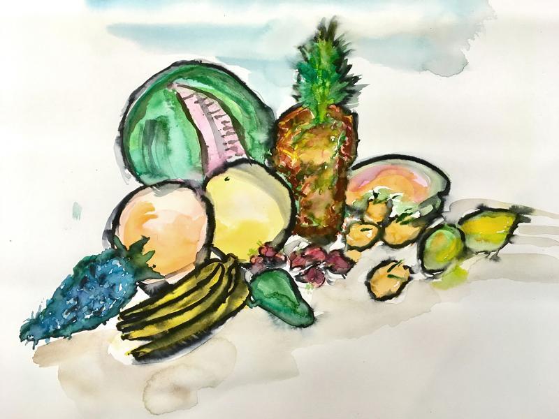 Fruits Panpan