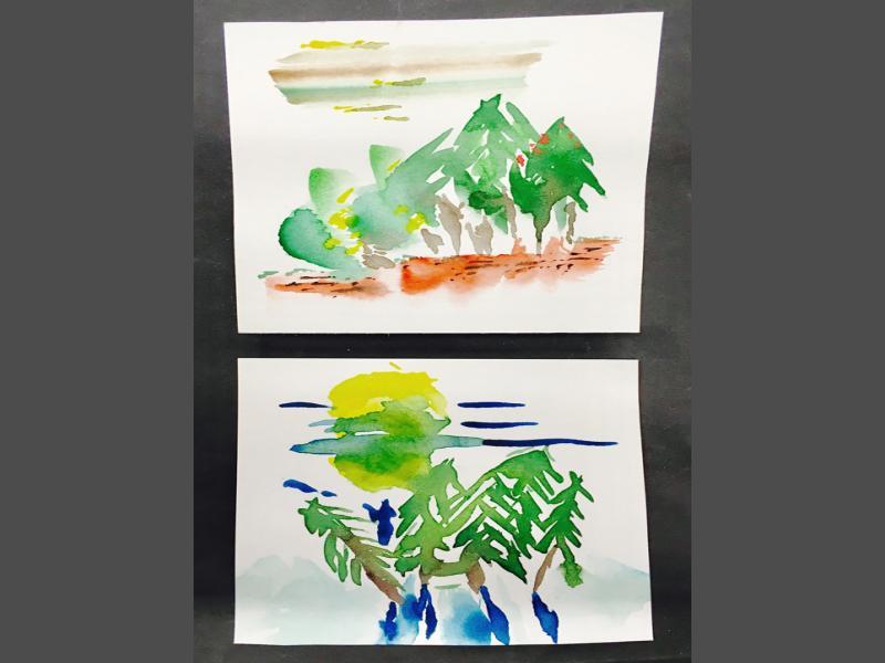 Össi Wald und Wiese